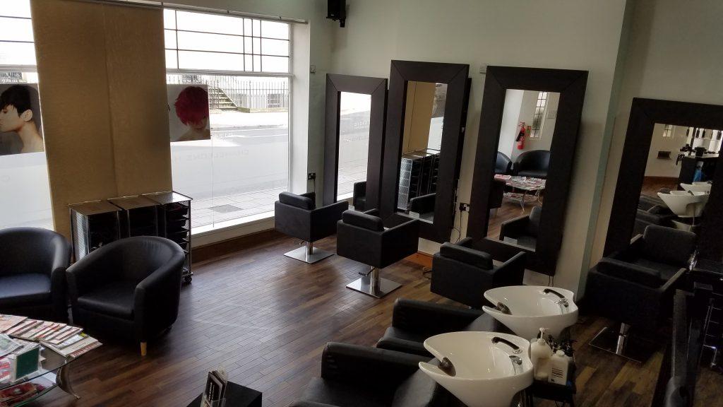 Chameleons Hairdressing Salon Cheltenham Ground Floor
